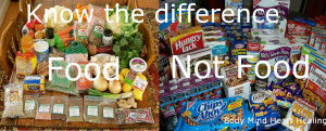 food not food